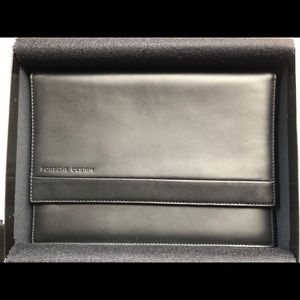 Unisex Porsche Design wristlet/clutch bag